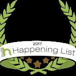 Bucks Happening List_2017 Winner_Badge